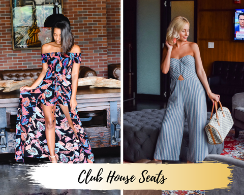 club house dress code saratoga race track - Bella V boutique, Latham NY