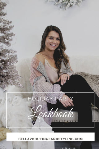 Bella V Boutique Holiday Party Lookbook