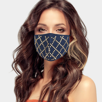 Bella V Boutique Adjustable Face Mask