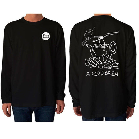 A Good Brew Longsleeve