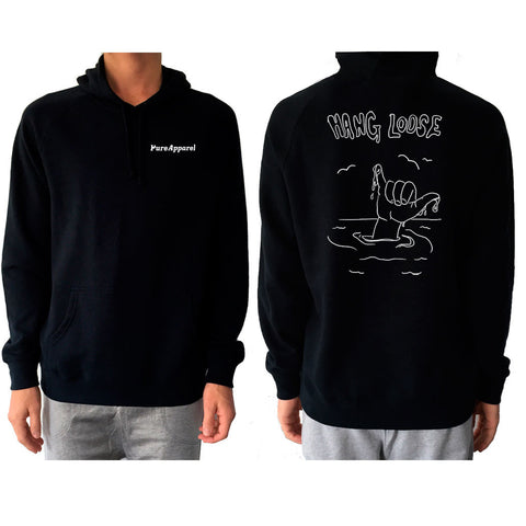 Hang Loose - Hoody - pure apparel and surf