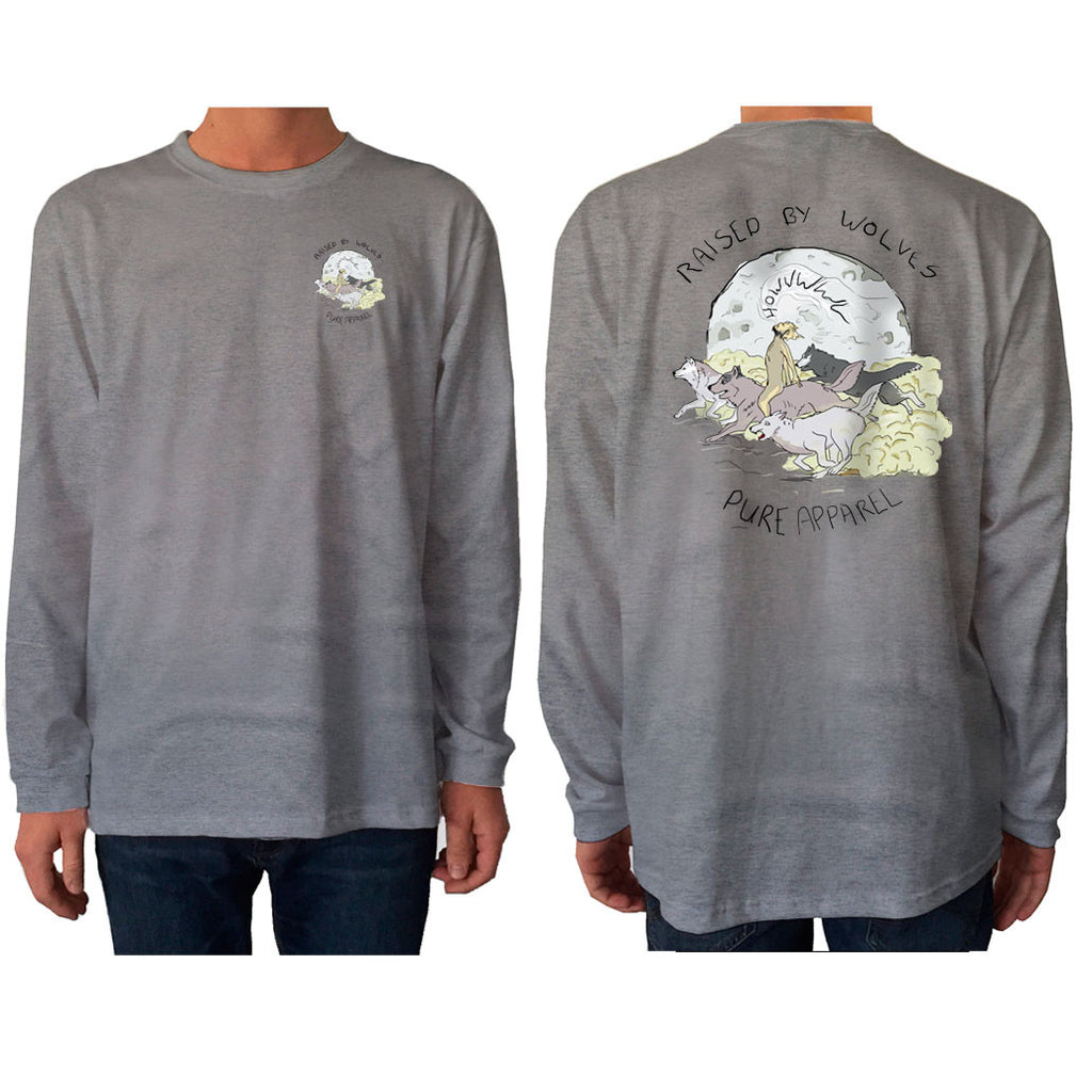Raised by Wolves Long Sleeve full colour