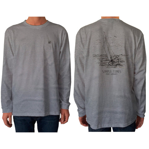 Yacht Life - Long Sleeve - pure apparel and surf
