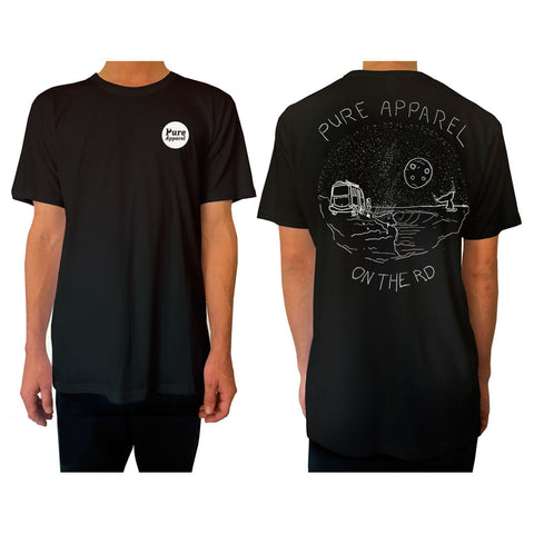 On the Rd - Tee - Black
