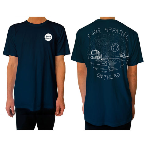 On the Rd - Tee - Navy