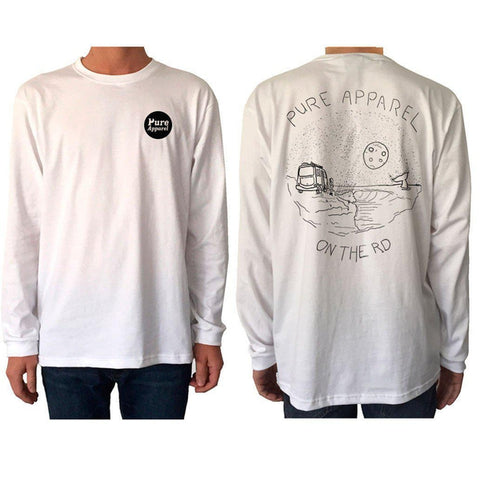 On The Rd - Long Sleeve - pure apparel and surf