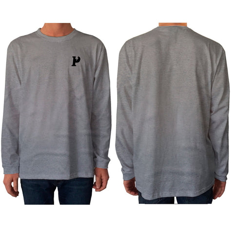P logo Long Sleeve
