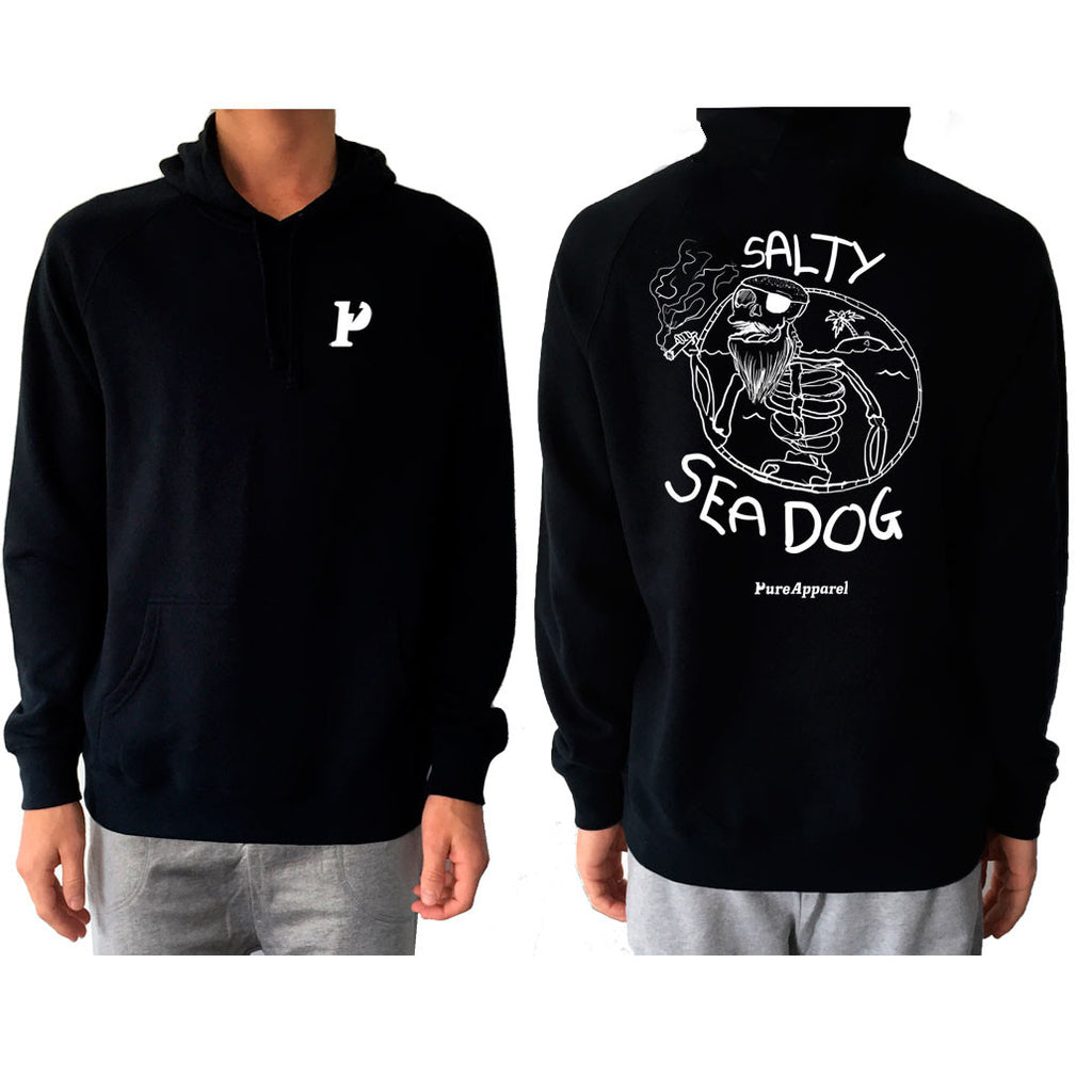 Salty Sea Dog #03 Hoody