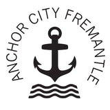 Anchor City - Tee - pure apparel and surf