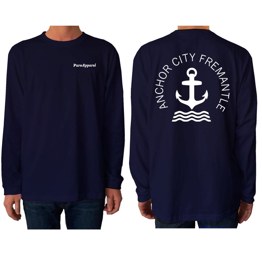 Anchor City Long Sleeve