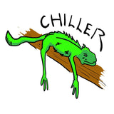Chiller (Full Colour) - Hoody - pure apparel and surf