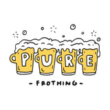 Pure Froth - Long Sleeve - pure apparel and surf