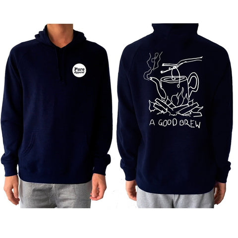 A Good Brew - Hoody - pure apparel and surf