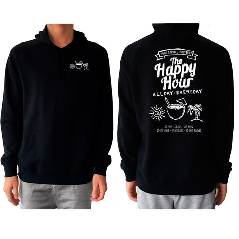 The Happy Hour - Hoody - pure apparel and surf