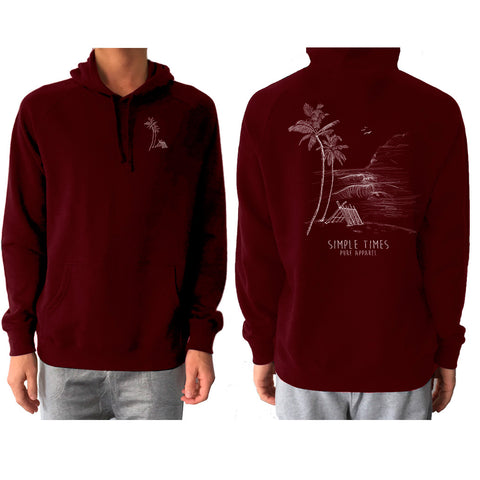 Island Life - Hoody - pure apparel and surf