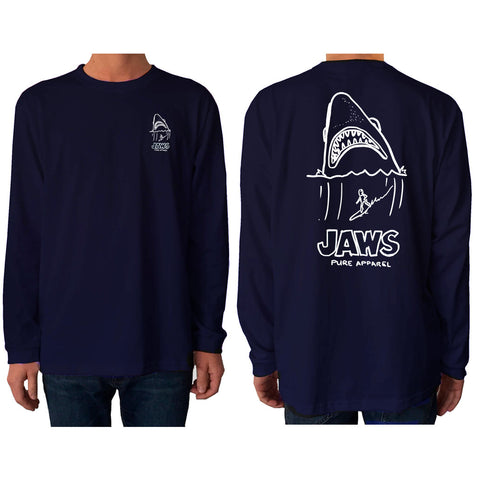 Jaws - Long Sleeve