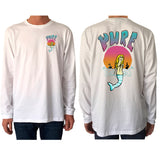 Mermaid (Full Colour) - Long Sleeve - pure apparel and surf
