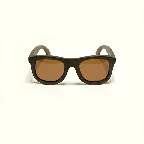 Bamboo sunnies Natural Brown