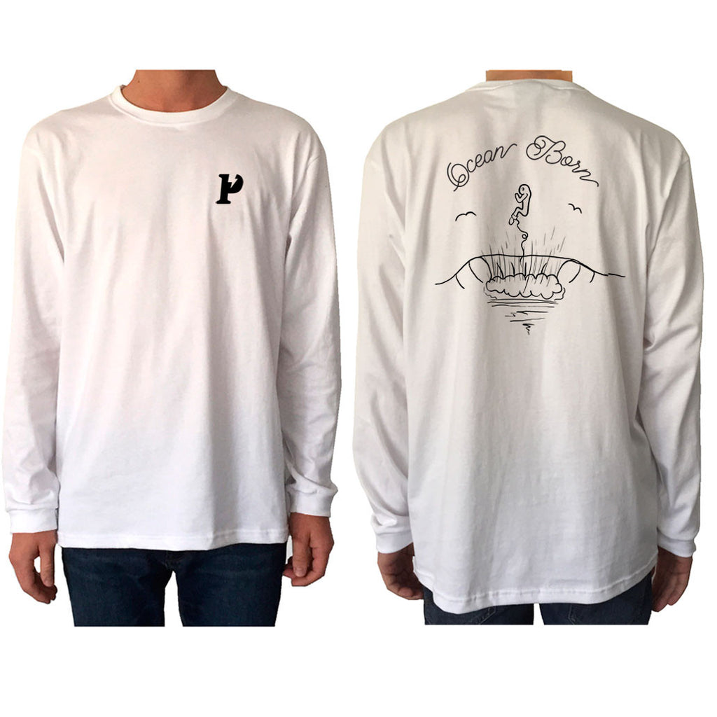 Ocean Born Long Sleeve
