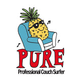 Couch Surfer - Tee - pure apparel and surf