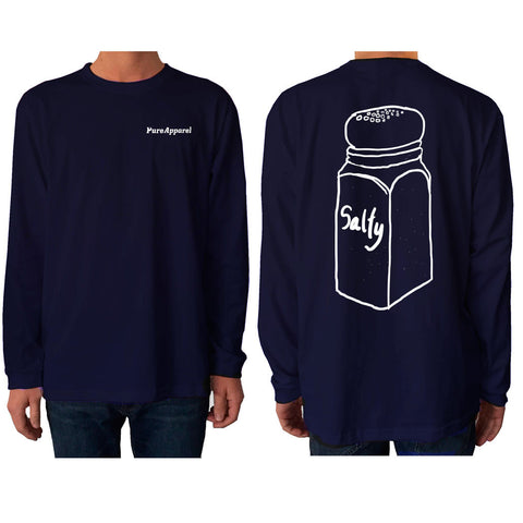 Salty Shaker - Long Sleeve - pure apparel and surf