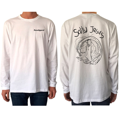 Salty Jesus Long Sleeve