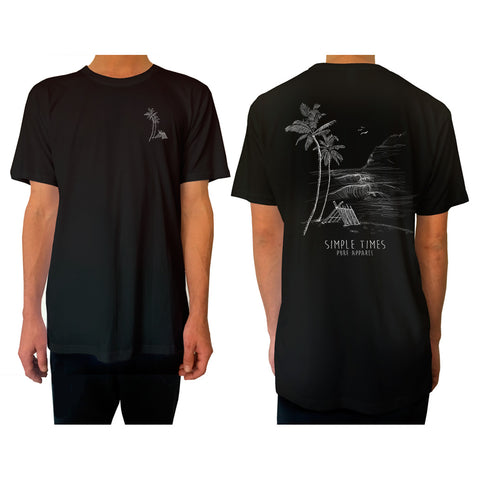 Island Life - Tee - pure apparel and surf
