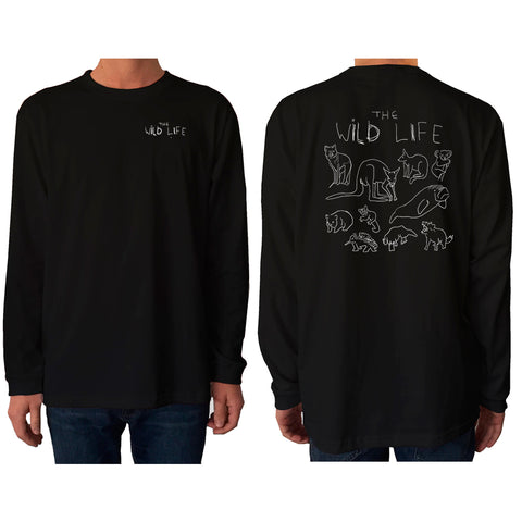 The Wild Life - Long Sleeve - pure apparel and surf