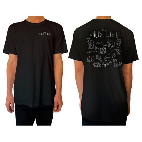 The Wild Life - Tee - pure apparel and surf