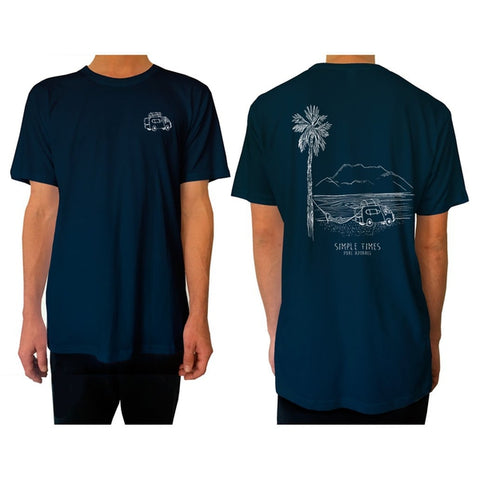 Van Life Simple Times - Tee - pure apparel and surf