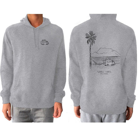 Van Life Simple Times - Hoody - pure apparel and surf