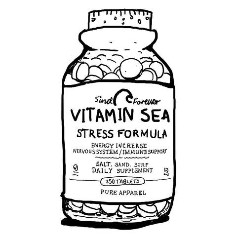 Vitamin Sea tee - Favourites