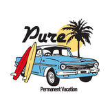 Permanent Vacation - Long Sleeve - pure apparel and surf