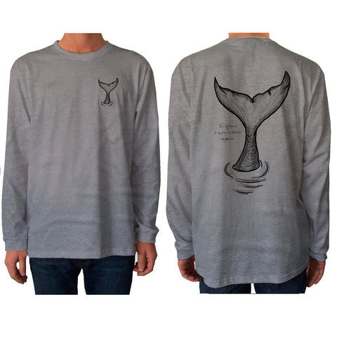 Whale Tails Longsleeve