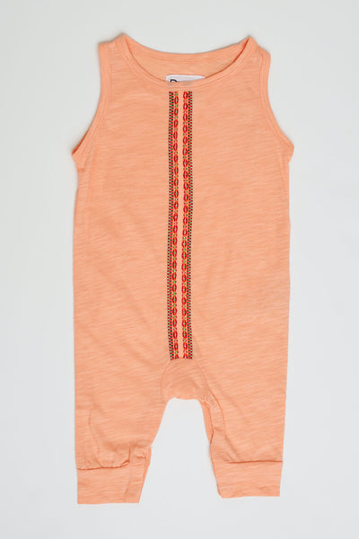 Sleeveless Bodysuit