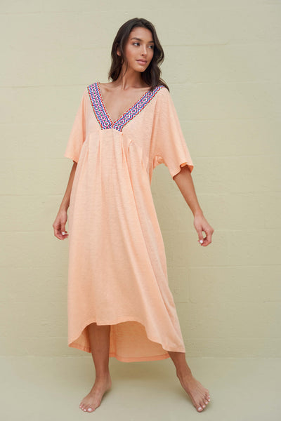Pima Babydoll Dress