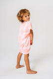 Kid's Tie Dye Mini Abaya