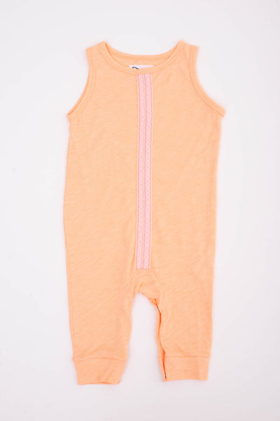 Pastel Sleeveless Bodysuit