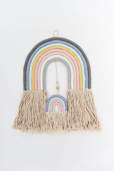 Double Cotton Rainbow Decoration