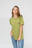 Unisex Pima Pocket T-Shirt