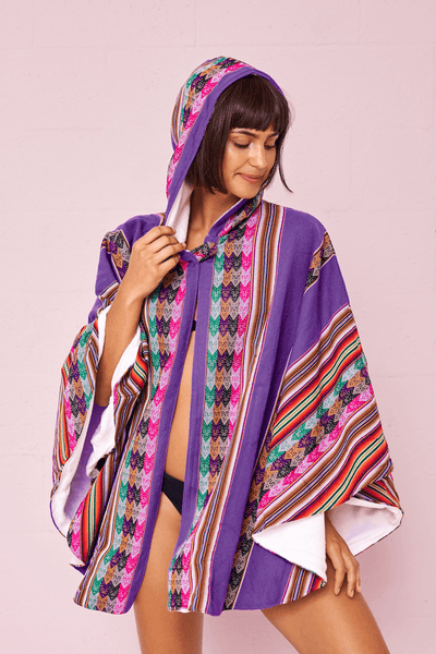 Inca Towel Cape