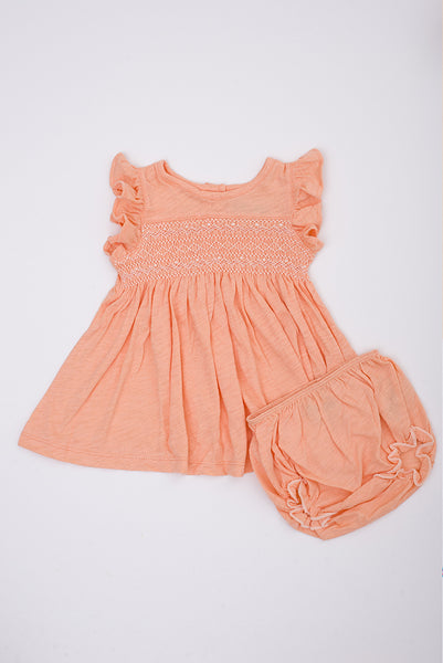 Mini Millie Smocking Set