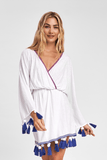 Pima Mykonos Dress