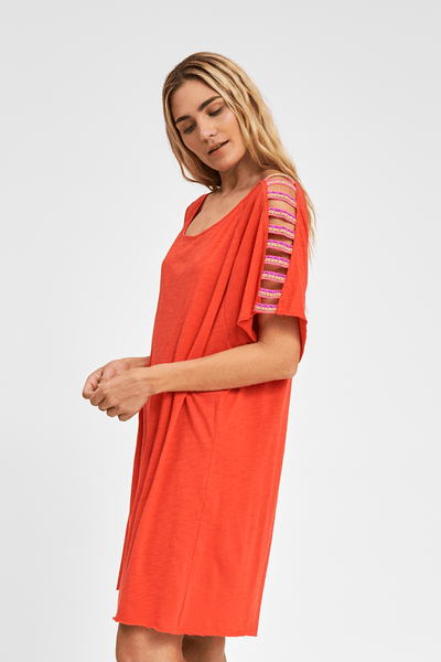Inca Shoulder Dress