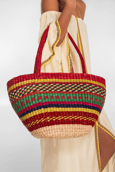 Multi Straw Bag