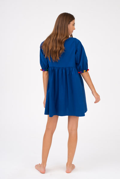 Havana Pom Pom Dress