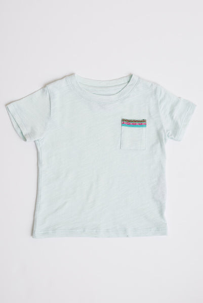 Baby Pima Pocket T-Shirt