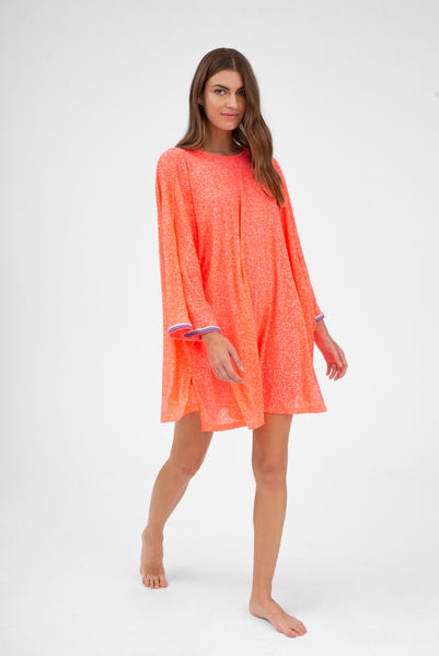Long Sleeve T Dress