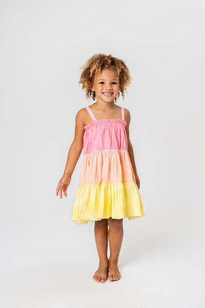 Kid's Lea Tea Dress
