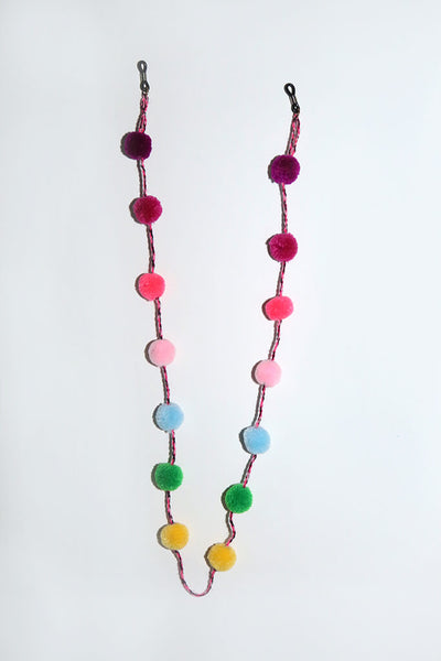 Pom Pom Sunglasses Chain